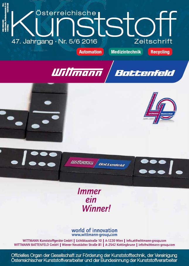Österreichische Kunststoffzeitschrift 05/06 2016