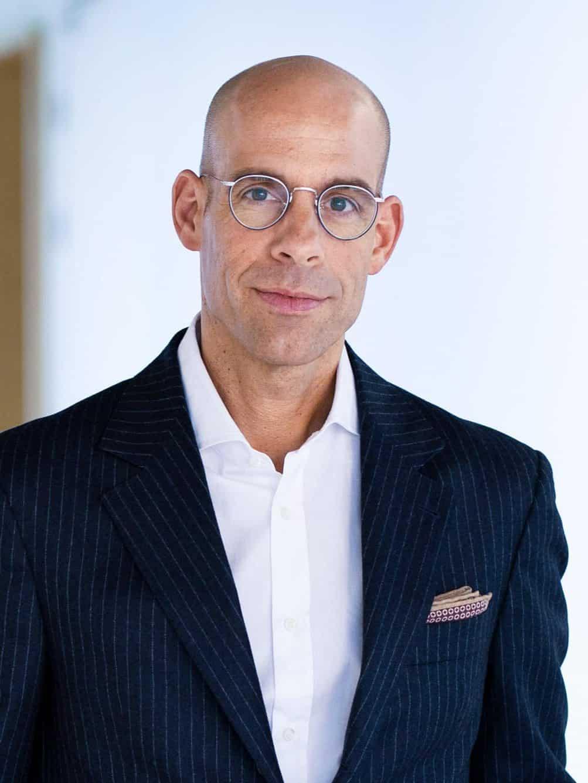 Vorstandsvorsitzender Axel Kühner | Foto: Greiner AG