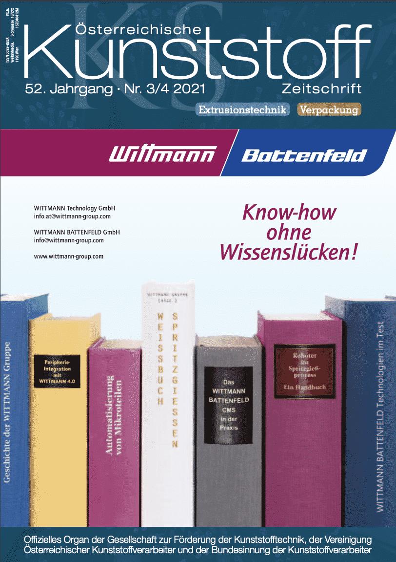 Österreichische Kunststoffzeitschrift 2021, 03-04