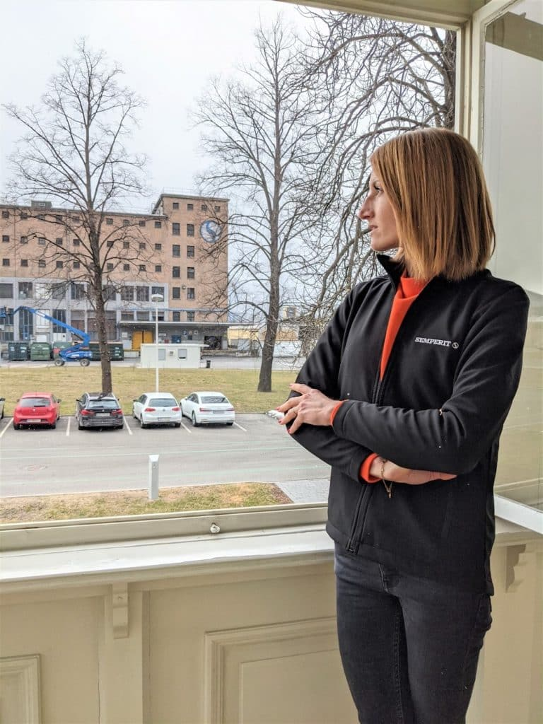 FEMtech-Expertin Simone Viola Radl | Foto: Semperit AG