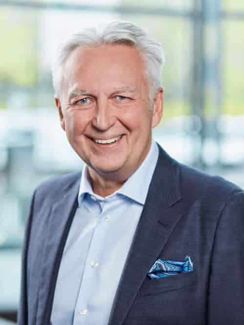 Mag. Gerhard Luftensteiner | Foto: KEBA AG
