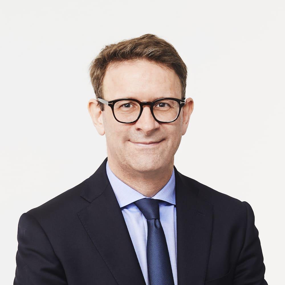 Dr. Bernd Metzner, Chief Financial Officer, Gerresheimer AG, Düsseldorf | Foto: Claudia Kempf, Gerresheimer AG
